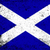 scotish flag grunge stock photo © bigalbaloo