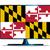 zászló · Maryland · nagyszerű · kép - stock fotó © bigalbaloo