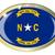 zászló · Észak-Karolina · számítógép · generált · illusztráció · selymes - stock fotó © bigalbaloo