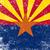 Аризона · флаг · синий · звездой · красный · рисунок - Сток-фото © bigalbaloo