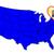 banderą · New · Jersey · komputera · wygenerowany · ilustracja · jedwabisty - zdjęcia stock © bigalbaloo