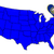 New · Hampshire · harita · yalıtılmış · beyaz · ABD · Amerika - stok fotoğraf © bigalbaloo