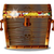 full pirates treasure chest stock photo © bigalbaloo