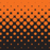 laranja · retro · conjunto · monitor · cor · tubo - foto stock © bigalbaloo