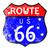 route · 66 · ünlü · motel · imzalamak · ABD · araba - stok fotoğraf © bigalbaloo