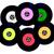 bakelit · lemezek · gyűjtemény · lemez · klasszikus · zene - stock fotó © bigalbaloo