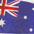 オーストラリア人 · フラグ · 実例 · 芸術 · 星 - ストックフォト © bigalbaloo