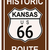 Kansas Historic Route 66 stock photo © Bigalbaloo