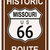 Missouri Historic Route 66 stock photo © Bigalbaloo