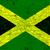 vlag · Jamaica · geïsoleerd · witte · wereldbol · wereld - stockfoto © bigalbaloo