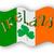 köztársaság · Írország · zászló · száraz · Föld · föld - stock fotó © bigalbaloo