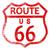 route 66 stamp stock photo © bigalbaloo