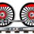 tren · tekerlekler · yeni · makine · stok - stok fotoğraf © bigalbaloo