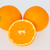 dois · laranjas · outro · branco · isolado · saúde - foto stock © bigandt
