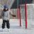 девочку · катание · Открытый · льда · зима - Сток-фото © bigjohn36