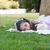 młoda · dziewczyna · pierwsza · komunia · ogród · pierwszy · święty - zdjęcia stock © BigKnell