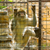 caged monkey with sad looking stock photo © bigknell