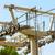 mechanizm · niebieski · podróży · kabli - zdjęcia stock © BigKnell