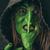 kötü · cadı · lanet · yeşil · karanlık · gibi - stok fotoğraf © BigKnell