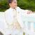 młodych · pierwsza · komunia · chłopca · biały - zdjęcia stock © BigKnell