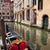 pequeño · canal · edificios · Venecia · Italia · estrecho - foto stock © billperry