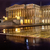 gece · Washington · DC · yansıma · kongre · ev · senato - stok fotoğraf © billperry