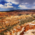 Storm Coming Amphitheater Hoodoos Bryce Point Bryce Canyon Natio stock photo © billperry