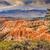 Amphitheater Hoodoos Bryce Point Bryce Canyon National Park Utah stock photo © billperry