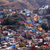 many colored houses guanajuato mexico stock photo © billperry