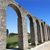 ancient usseira aqueduct obidos portugal stock photo © billperry