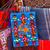 coloré · textiles · vente · rue · marché · résumé - photo stock © billperry