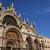 saint marks basilica details statues mosaics doges palace veni stock photo © billperry