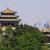 jingshan park pavilions beijing china stock photo © billperry