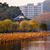 velho · chinês · ocidente · lago · reflexão · queixo - foto stock © billperry