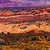 painted desert yellow grass lands orange sandstone red moab faul stock photo © billperry