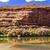 colorado river rock canyon reflection near arches national park stock photo © billperry