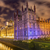 houses of parliament thames river westminster bridge nght westm stock photo © billperry