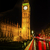 big ben tower westminster bridge nght houses of parliament westm stock photo © billperry