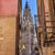 catedral · bandeira · espanhola · verão · igreja · história · religioso - foto stock © billperry