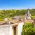 sao paolo church countryside obidos portugal stock photo © billperry