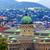 cultural · trimestre · Hungria · edifício · cidade · retro - foto stock © billperry