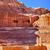 Jordânia · antigo · cidade · arte · vermelho · arquitetura - foto stock © billperry
