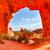 paisagem · arco · rocha · desfiladeiro · jardim · parque - foto stock © billperry
