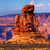 rocha · arenito · windows · seção · parque · Utah - foto stock © billperry