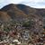 many colored houses guanajuato mexico hill blue sky stock photo © billperry