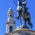 major general george henry thomas civil war statue national city stock photo © billperry