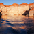 kanyon · Arizona · kilátás · homokkő · minták · természet - stock fotó © billperry