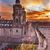 metropolitan cathedral christmas zocalo mexico city sunrise stock photo © billperry