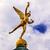 genie de la liiberty bastile square place de la bastille paris f stock photo © billperry