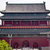 red drum tower beijing china stock photo © billperry